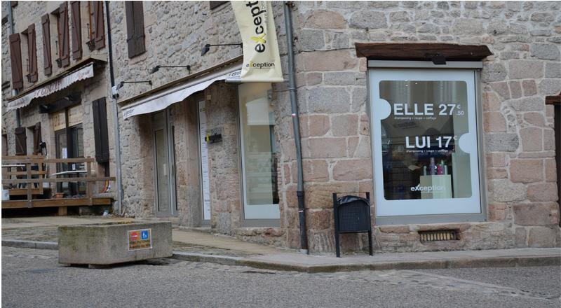 Exception Coiffure Salon De Coiffure A Tulle A Meymac Et A Ussel