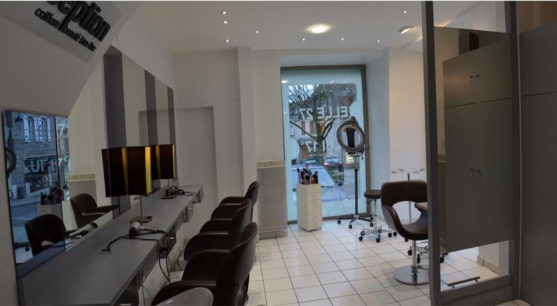 Exception coiffure salon de coiffure tulle meymac - Salon de coiffure coloration vegetale ...